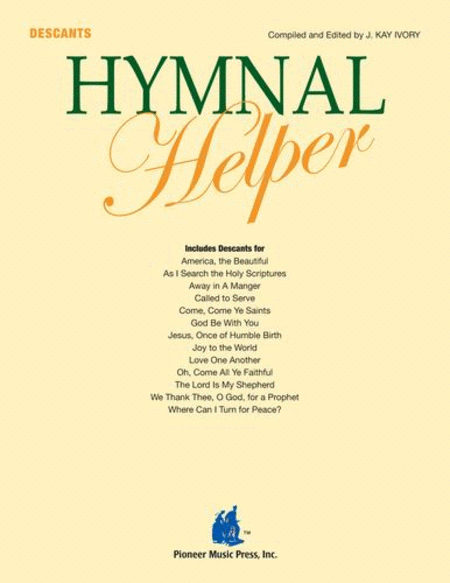 Hymn Helper - Descant Deck
