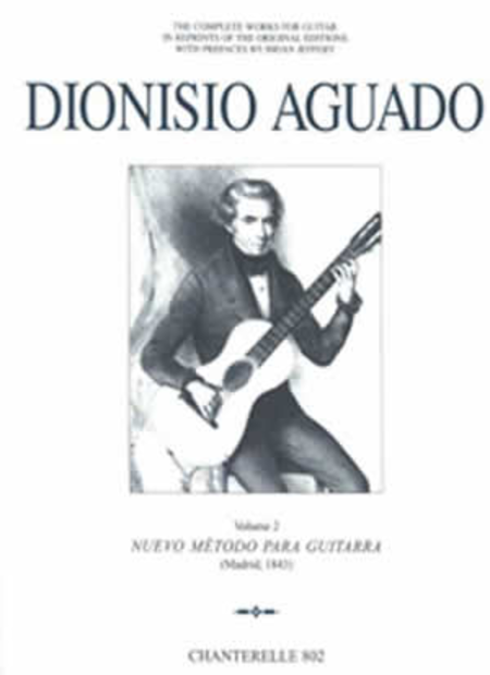 Complete Guitar Works of Dionisio Aguado, Volume 2