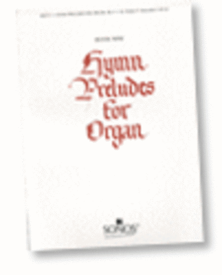 Hymn Preludes for Organ - Book 9