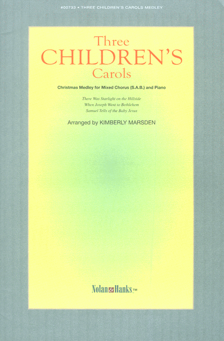 Three Children's Carols