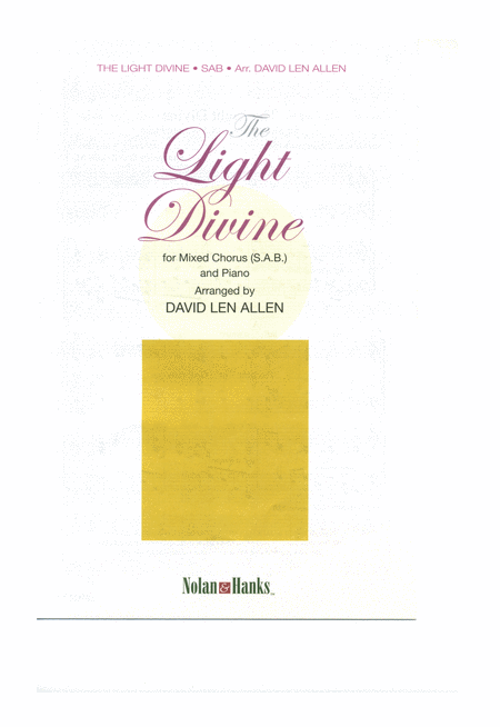 The Light Divine - SAB