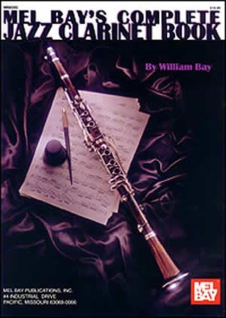 Complete Jazz Clarinet Book