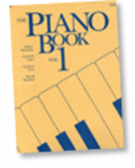 The Piano Book - Vol 1