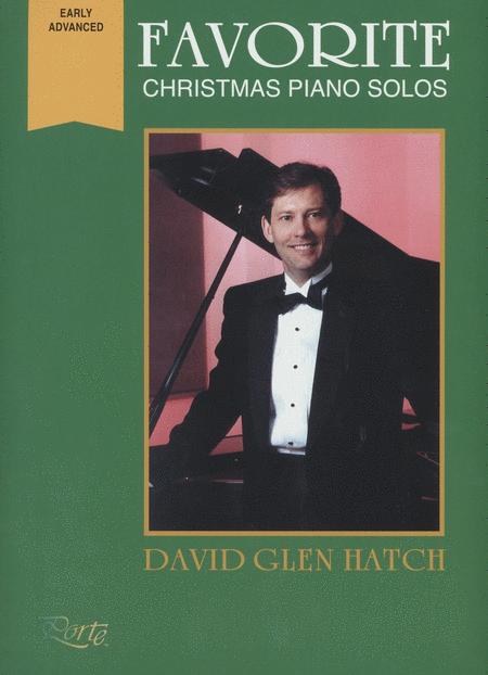 Favorite Christmas Piano Solos
