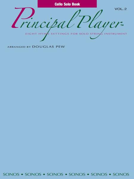 Principal Player, Vol. 2 - Cello