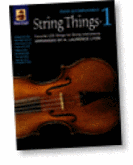 String Things, Book 1 - piano accompaniment