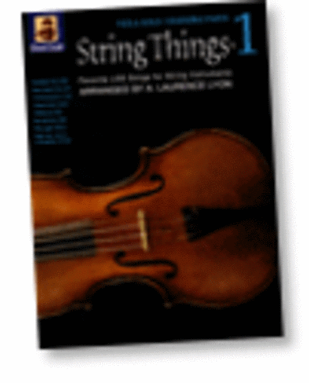 String Things, Book 1 - viola