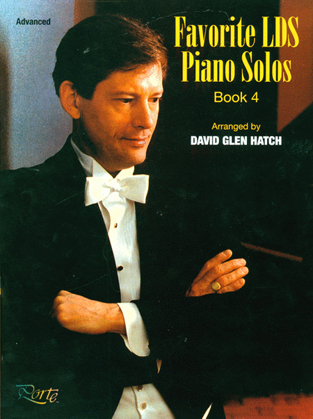 Favorite LDS Piano Solos - Book 4
