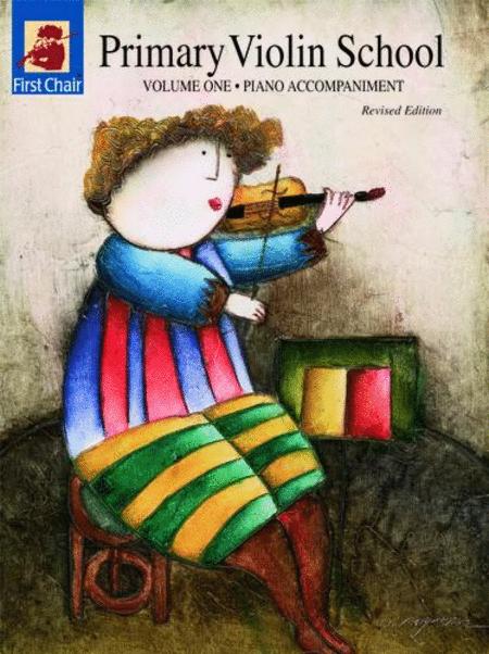 Primary Violin School Vol. 1 - Piano Accompaniment