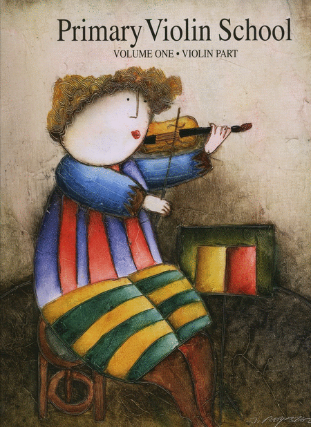 Primary Violin School Vol. 1