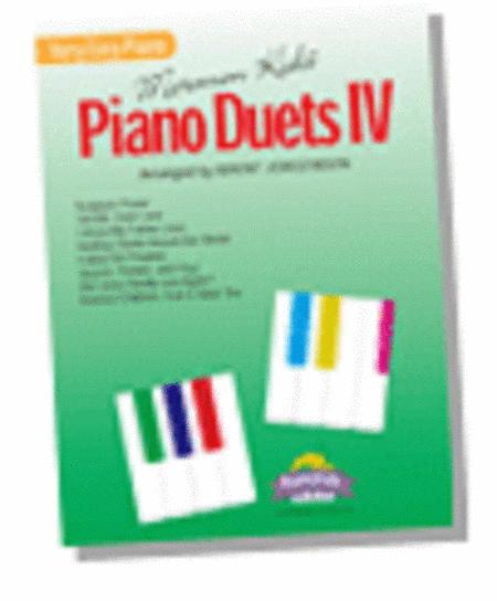 Mormon Kids Piano Duets IV