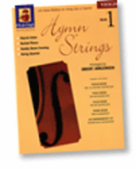 Hymn Strings Book 1 - Violin
