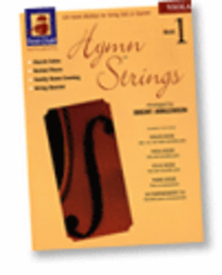 Hymn Strings Book 1 - Viola
