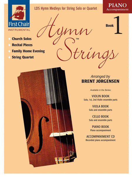 Hymn Strings Book 1 - Piano