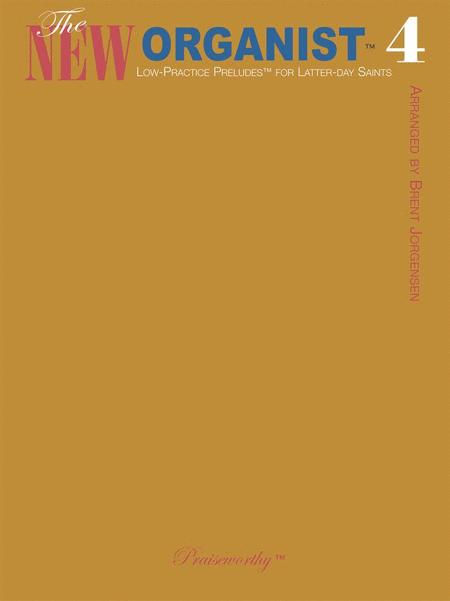 New Organist Vol. 4