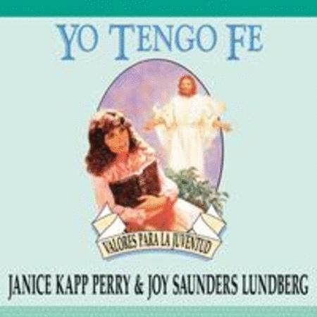 Yo Tengo Fe (I Walk By Faith) - songbook
