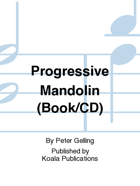 Progressive Mandolin (Book/CD)