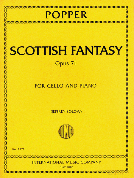 Scottish Fantasy, Opus 71