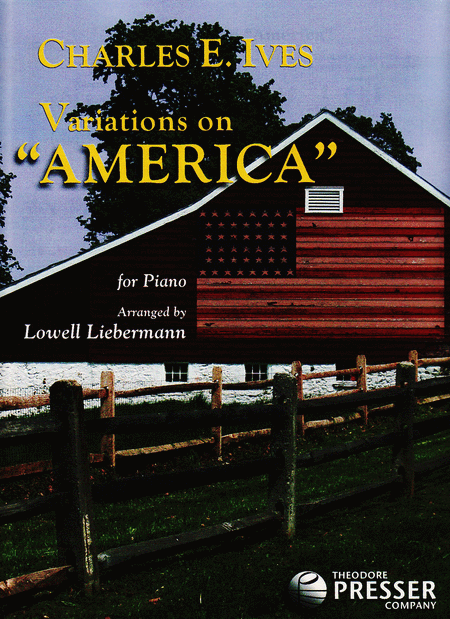 Variations on America by Charles Ives