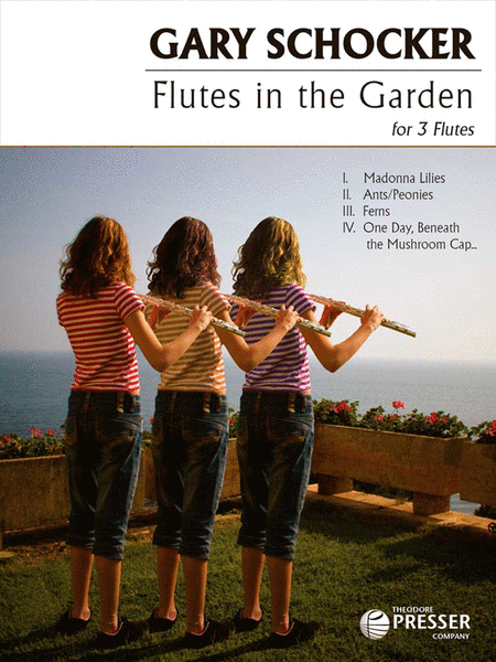 Flutes in the Garden