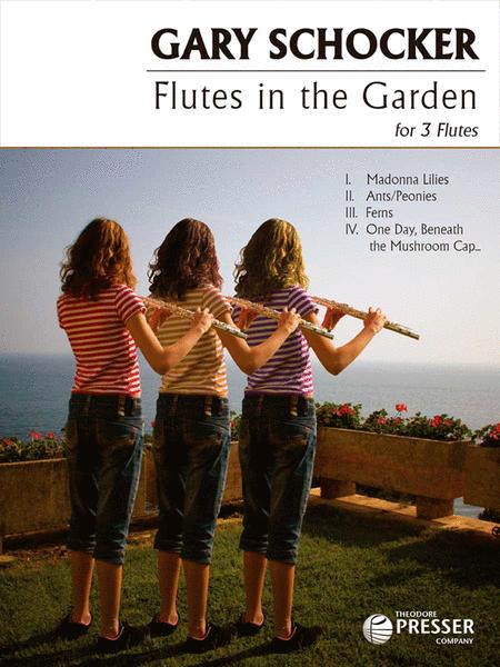 Flutes in the Garden