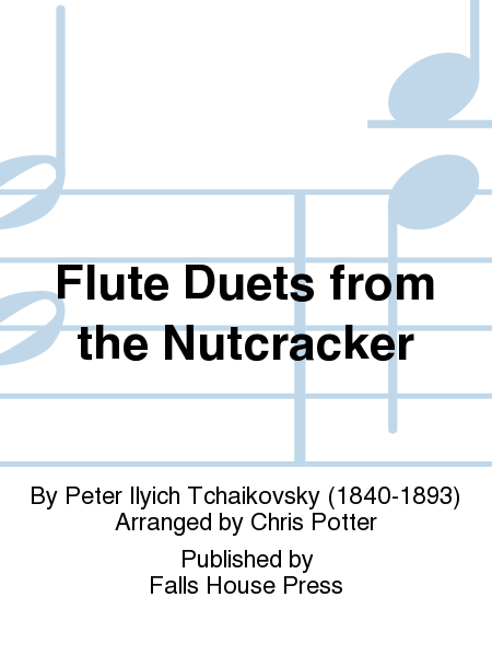 Flute Duets from the Nutcracker