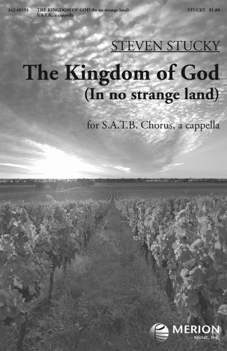 The Kingdom of God (in No Strange Land)