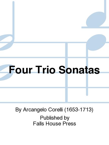 Four Trio Sonatas
