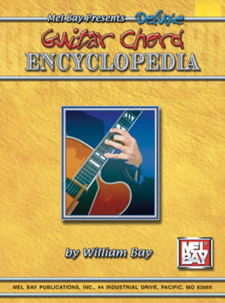 Deluxe Guitar Chord Encyclopedia (Spiral)