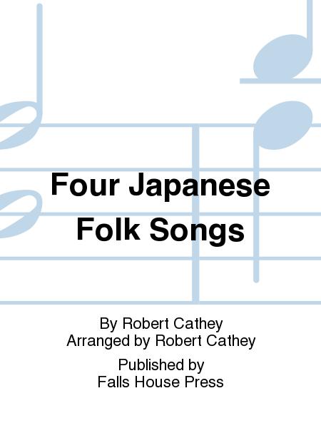 Four Japanese Folk Songs