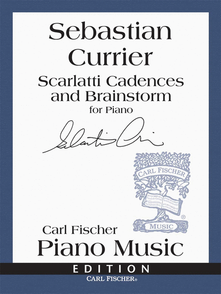 Scarlatti Cadences and Brainstorm
