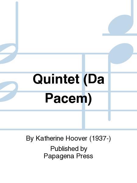 Quintet (Da Pacem)