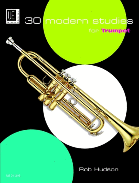 30 Modern Studies for Trumpet