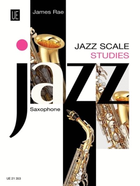 Jazz Scale Studies - Saxophone