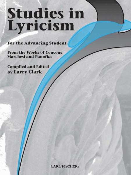 Studies in Lyricism For Flute