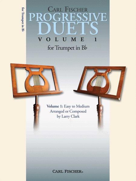 Progressive Duets for Trumpet in Bb