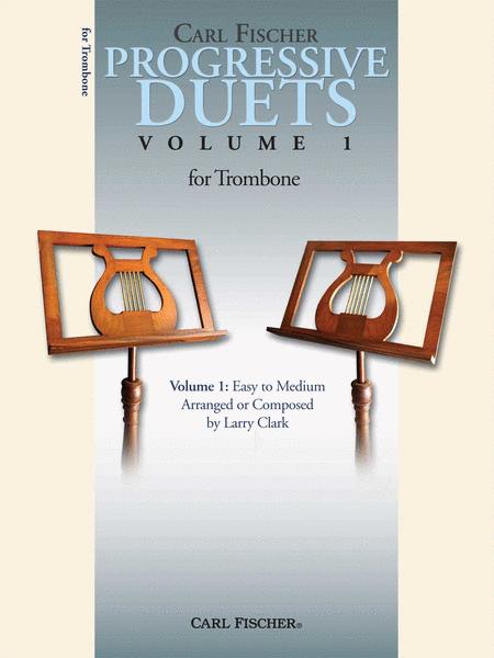 Progresive Duets for Trombone
