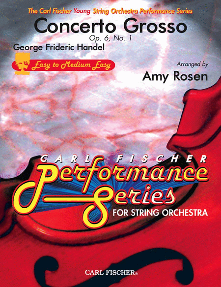 Concerto Grosso, Op. 6 No. 1