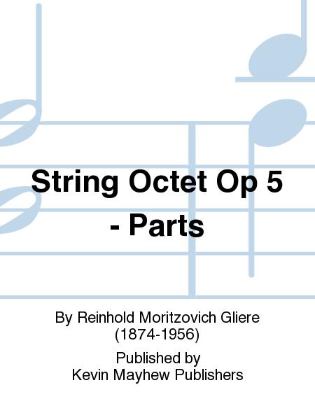 String Octet Op 5 - Parts