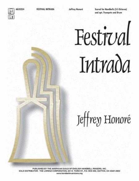 Festival Intrada - Handbell Score
