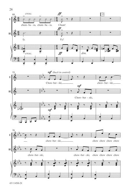 We Sing the World Around