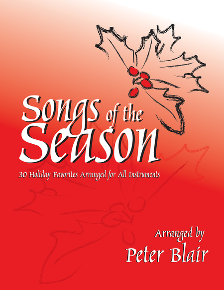 Songs of the Season - Score