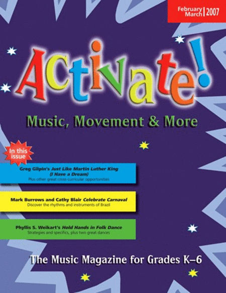 Activate! Feb/Mar 07