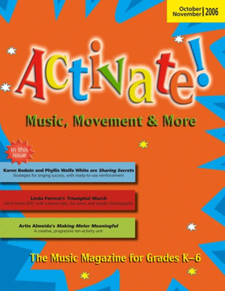 Activate! Oct/Nov 06