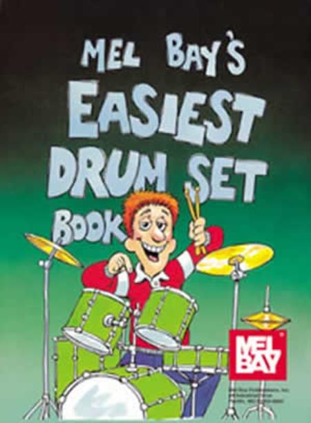 Easiest Drum Set Book