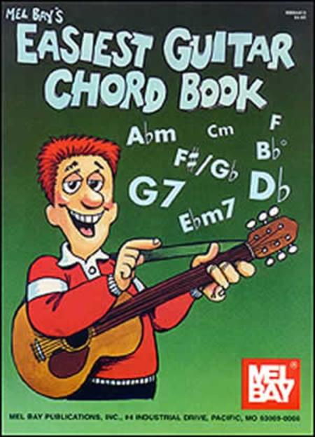 Easiest Guitar Chord Book