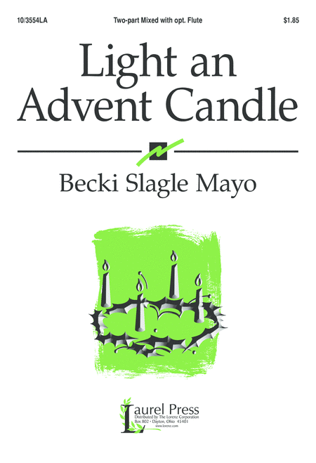 Light an Advent Candle