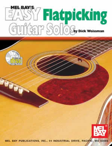 Easy Flatpicking Guitar Solos