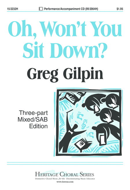 Oh, Won't You Sit Down?