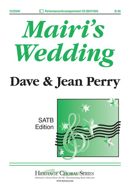 Mairi's Wedding